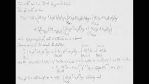 Thumbnail - Exercise class: Partial Differential Equations, Lecture 5, Part 4