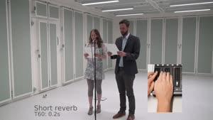 Miniaturansicht - Speech Separation Demo