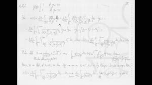 Thumbnail - Exercise class: Partial Differential Equations, Lecture 6, Part 4