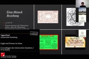 Thumbnail - Engel und Ǧinnen im Islam