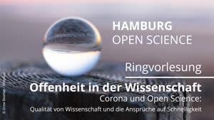 Thumbnail - Corona und Open Science: Qualität von Wissenschaft und die Ansprüche auf Schnelligkeit