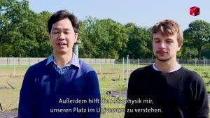 Miniaturansicht - Why study astrophysics?