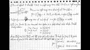 Thumbnail - Exercise class: Partial Differential Equations, Lecture 10, Part 3