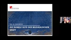 Miniaturansicht - Prof. Dr. Ivana Rentsch: Die dunkle Seite der musikalischen Kraft