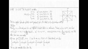 Thumbnail - Exercise class: Partial Differential Equations, Lecture 12, Part 2