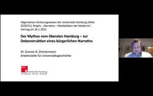 Miniaturansicht - Der Mythos vom liberalen Hamburg – Zur Dekonstruktion eines bürgerlichen Narrativs