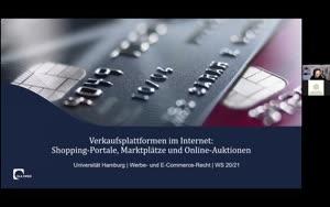 Thumbnail - Vorlesung Werbe- und E-Commerce-Recht