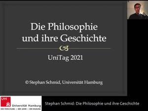 Thumbnail - Philosophie und ihre Geschichte (UniTag 2021)