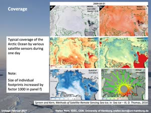 Miniaturansicht - Geht Klimaforschung in den Polarregionen eigentlich ohne Satelliten?
