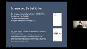 Miniaturansicht - Prof. Dr. Cornelia Zumbusch: Eiskräfte. Gletscher, Schnee und Hagel in der Literatur des 19. Jahrhunderts