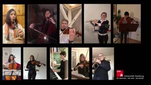 Thumbnail - Auszug aus Alla Hornpipe – Wassermusik von Georg Friedrich Händel