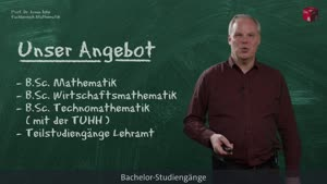 Miniaturansicht - Mathe studieren in Hamburg - Wieso? Weshalb? Warum?