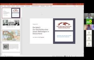 Thumbnail - Die Bahai: Zur Geschichte einer neuen Weltreligion in Deutschland