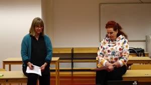 Vorschaubild - Zwischen Andocken an Anekdoten und akkurater Aufklärung – 2 Stadtführerinnen im Dialog
