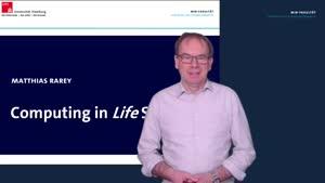 "Miniaturansicht - Studiengang ""Computing in Life Sciences"""