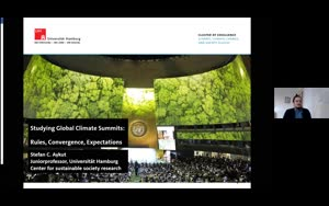 Vorschaubild - Global climate summits, international cooperation, and the prospects of collective action on the climate crisis