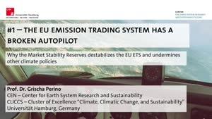Miniaturansicht - The EU Emission Trading System has a broken autopilot