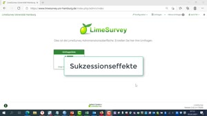 Miniaturansicht - Limesurvey: Zufällige Fragenreihenfolge