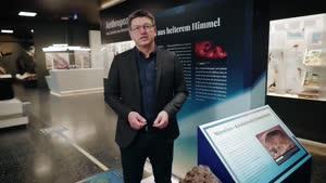 """Miniaturansicht - Begrüßung und Dank digitale Ausstellungseröffnung """"Eozän - Am Beginn unserer Welt"""""""
