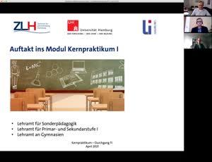 Thumbnail - Einführung Kernpraktikum I SoSe 2021
