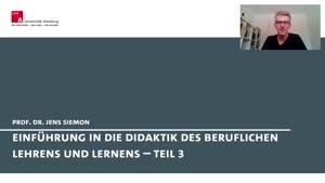 Vorschaubild - Werkzeuge der Didaktik, Teil 2 und Theorie-Praxis-Verhältnis