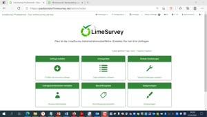 Miniaturansicht - LimeSurvey: JavaScript nutzen