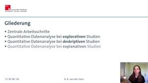 Thumbnail - Vorlesung: Einführung in erziehungswissenschaftliche Forschungsmethoden 9