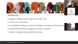 Thumbnail - Doing Difference in post-migrantischen Gesellschaften. Pädagogische Praktiken der Unterscheidung anhand von Gender, Kultur und Religion