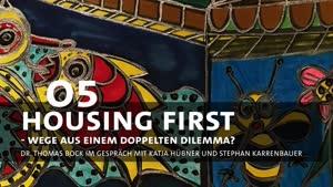 Thumbnail - Housing first - Wege aus einem doppelten Dilemma?
