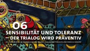 Thumbnail - Sensibilität und Toleranz – der Trialog wird präventiv