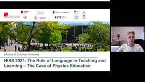 Vorschaubild - The Role of Language in Teaching and Learning