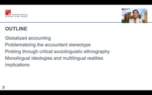 Vorschaubild - Accounting for Multilingualism in Globalized Accounting Work