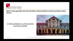 Miniaturansicht - GeLiNu - Teil 4 - Einflussfaktoren auf Literalität und Numeralität