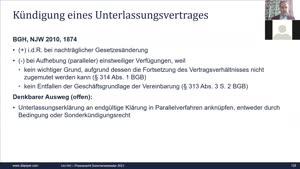 Thumbnail - Vorlesung Presserecht Sommersemester 2021