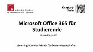 Miniaturansicht - Tutorial: MS-Office-Einrichtung