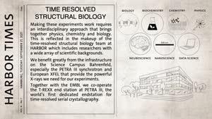 Vorschaubild - Time-resolved Structural Biology at HARBOR