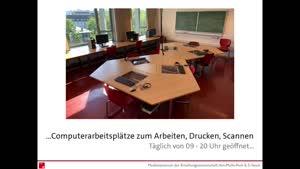 Miniaturansicht - Services des Medienzentrum für Studierende