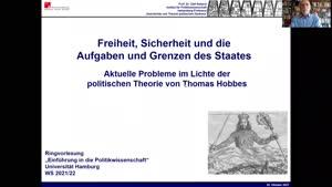 Miniaturansicht - 3. Sitzung: Freiheit, Sicherheit und die Aufgaben und Grenzen des Staates
