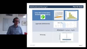 Miniaturansicht - 2. Sitzung: Univariate Statistik - Teil 2