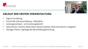 Thumbnail - Typologie von Berufsbildungssystemen