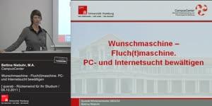 Thumbnail - Wunschmaschine - Fluch(t)maschine. PC- und Internetsucht bewältigen