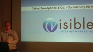 Miniaturansicht - Tablet, Smartphone & Co. - Optimierung für Mobile Web