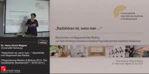 Thumbnail - Ringvorlesung Medien und Bildung: Die medialisierte Gesellschaft?