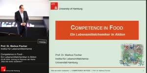 Miniaturansicht - Competence in Food: Ein Lebensmittelchemiker in Aktion