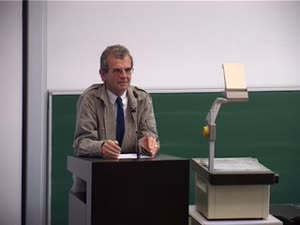 Miniaturansicht - Geschichten und Geschichtswissenschaft, Vortrag am 21.04.2009 im Rahmen der Vorlesungsreihe Was wie wofür studieren?