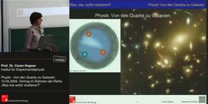 Miniaturansicht - Physik - Von den Quarks zu Galaxien