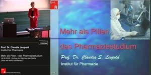 Miniaturansicht - Mehr als Pillen - das Pharmaziestudium