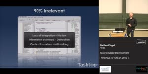 Miniaturansicht - Task-focussed Development