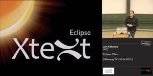Miniaturansicht - XText - Eclipse