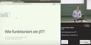 Miniaturansicht - Wie funktioniert ein JIT?